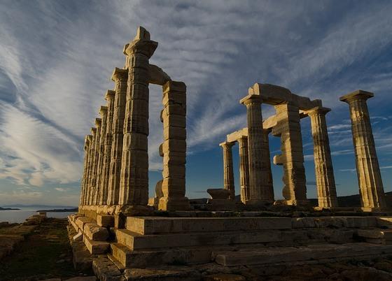 Храм Посейдона на Сунио