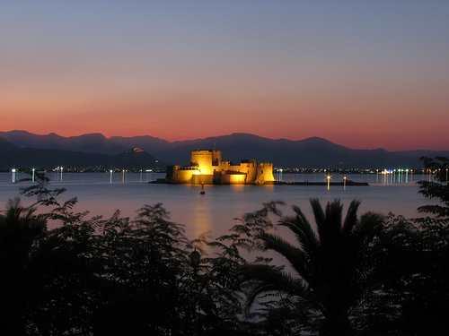 Нафплион - самый романтичный город Пелопоннеса