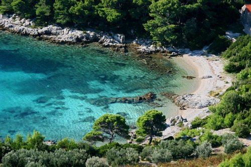 Хорватия известна своей девственной природой