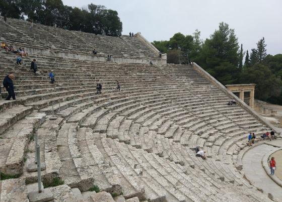 Театр, Эпидавр