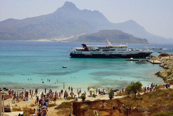 Крит фото туристов