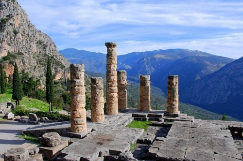 Древняя Греция: TOP-10 достопримечательностей, сохранившихся…