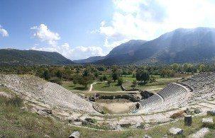 Оракул Зевса в Додоне до Классической эпохи был наиболее почитаемым среди греков
