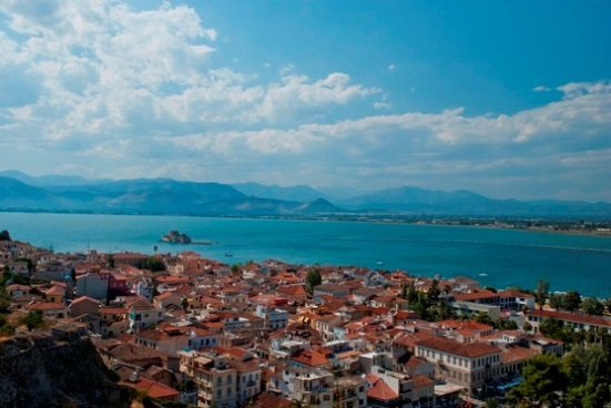 Нафплио был первой столицей Греции