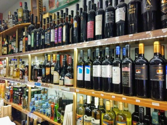 Вино на Санторини