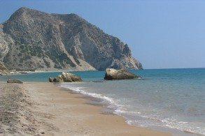 Пляжи и история - главное богатство Коса