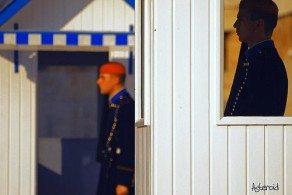 Эвзоны - самая почетная воинская служба в Греции