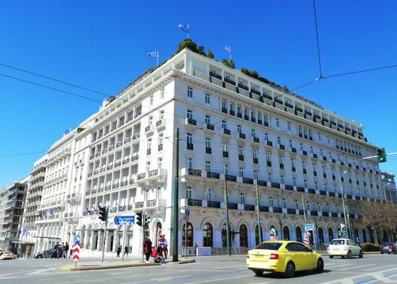 Отель Гранд Бретань