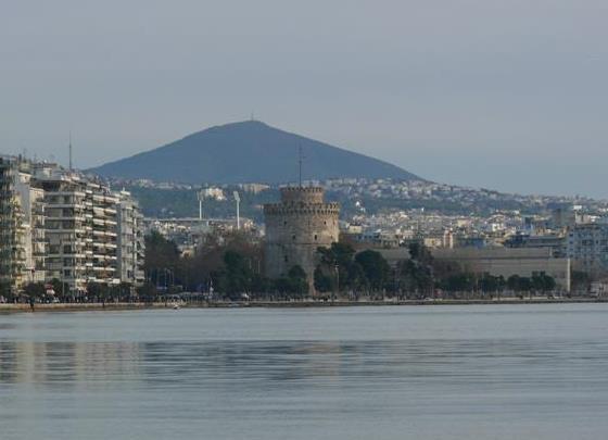 Белая Башня в Салониках