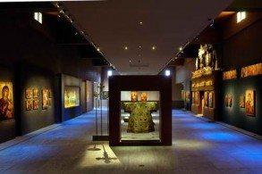 Музей Византийской культуры обладает одной из наиболее богатых подобных коллекций в мире