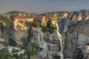 Парящие монастыри, Метеоры, Греция