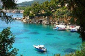 Встречающийся дефицит сервиса пляжи Алонисоса компенсируют красотой