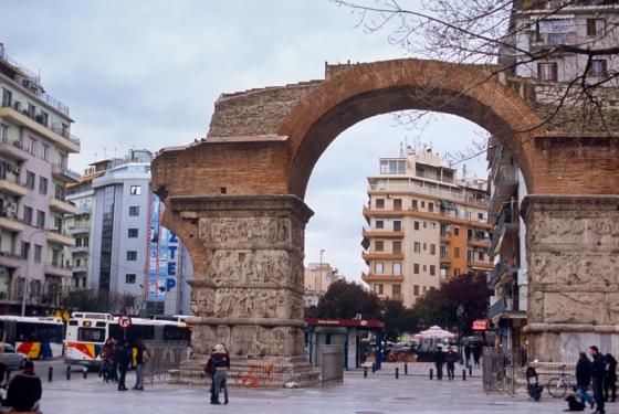 В Северной Греции переплелось множество культур: греки, римляне, византийцы, османы