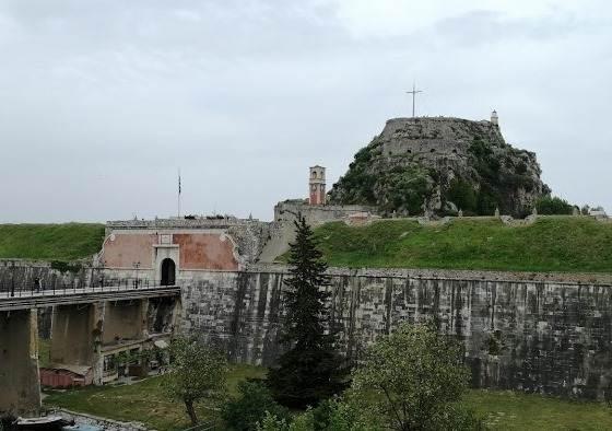 Старая крепость на Корфу