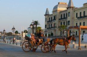 Остров Спеце известен своим аристократическим колоритом