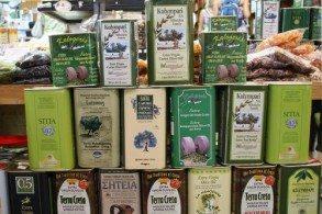 Выбор оливкового масла в Греции поражает разнообразием