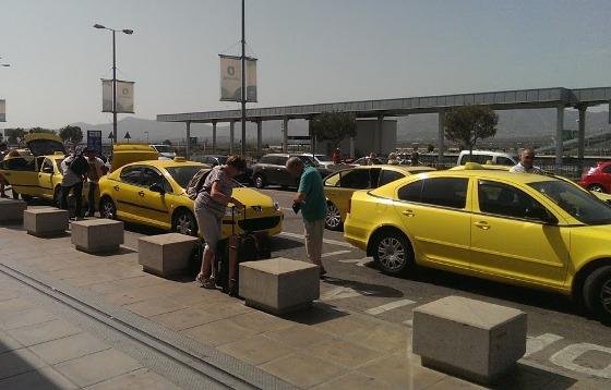 Как добраться из аэропорта Афин до Пирея