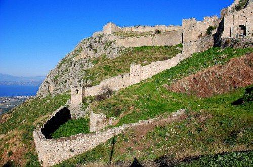 Цитадель считалась одной из лучших не только в Лутраки, а и во всей Греции