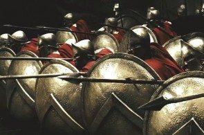Зная о спартанской доблести, Афиняне долго не решались на штурм Сфактерии