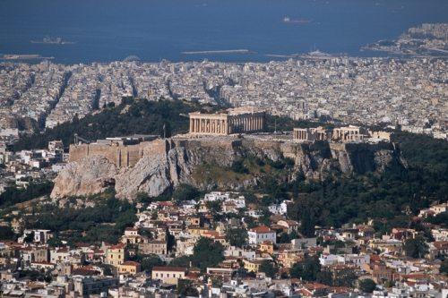 Ликабет - именно то место, которое в Афинах посетить просто необходимо