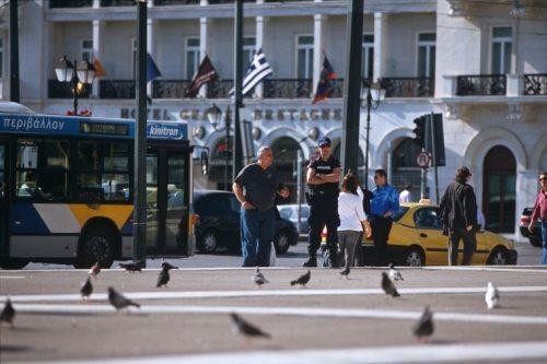 Греция осенью: туристов уже практически нет
