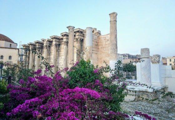 По комплексному билету можно посетить не только Акрополь, но и другие достопримечательности.