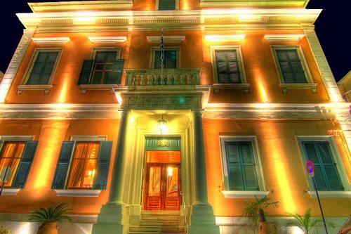 Список лучших отелей Корфу, которые привлекают настоящих романтиков
