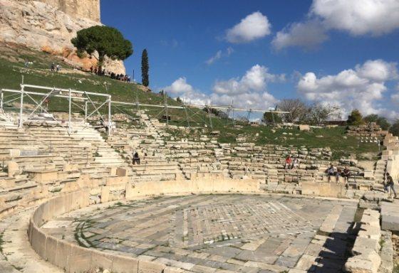 Театр Диониса в Афинах