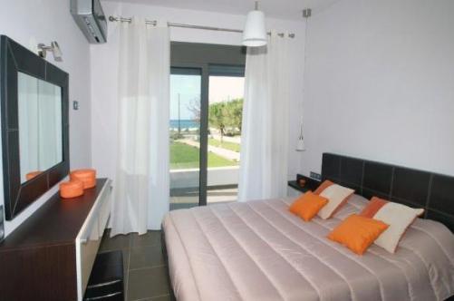 Plakias Suites - один лучших отелей Крита для отдыха с детьми