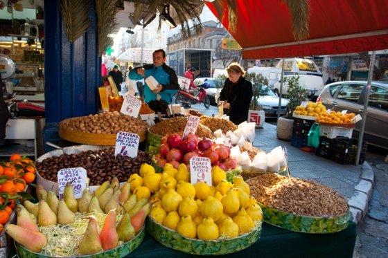 За Салониками закрепилась слава Кулинарной столицы Греции