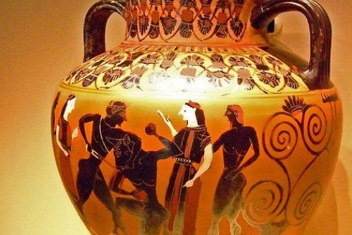 Достопримечательности Кносского дворца на Крите