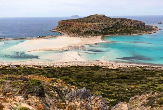 Экскурсии на остров Грамвуса и в бухту Балос