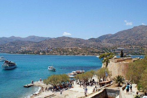 Крит в августе - прекрасное время для пляжного отдыха