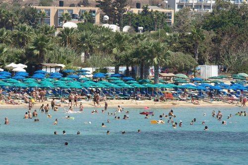 Аня-Напа на Крите является одним из популярных курортов Кипра