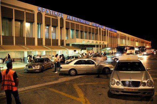 Как добраться до аэропорта Ираклион