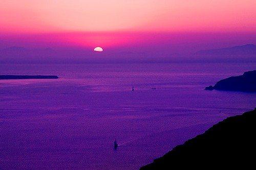 Греция отели санторини