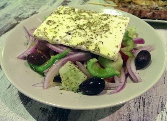 Хорьятики салата