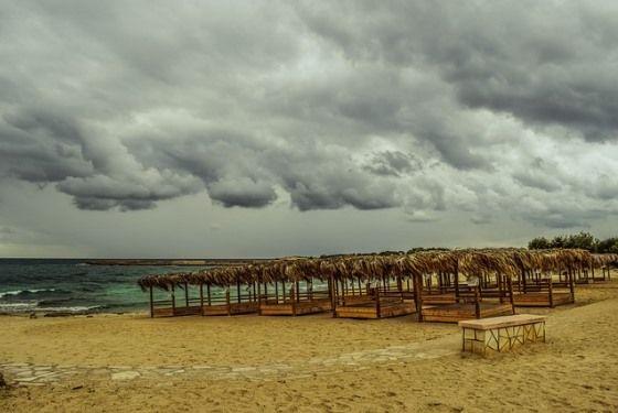 Кипр в декабре