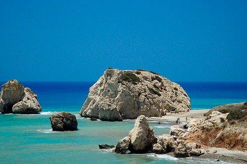 Кипр в июне располагает к пляжному отдыху