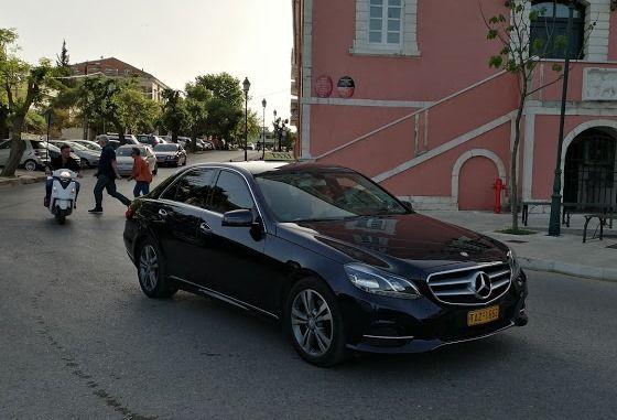 Такси в Греции и на Кипре