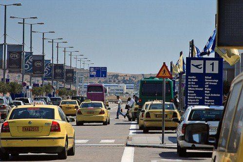Цены на такси в Греции и на Кипре радуют кошелек
