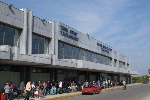 Как добраться до Ханьи из одноименного аэропорта