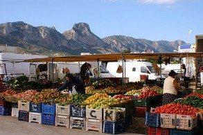Овощи, фрукты и зелень на Кипре лучше покупать на рынке: там они свежие и аппетитные, да и стоят совсем недорого