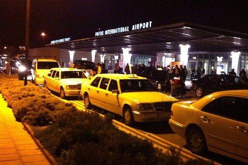 Как заказать такси в Греции онлайн. Пошаговое руководство