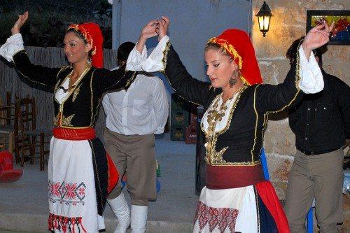 В сентябре на Крите празднуют День рыбака