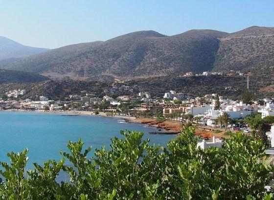 Курорт Малия на Крите