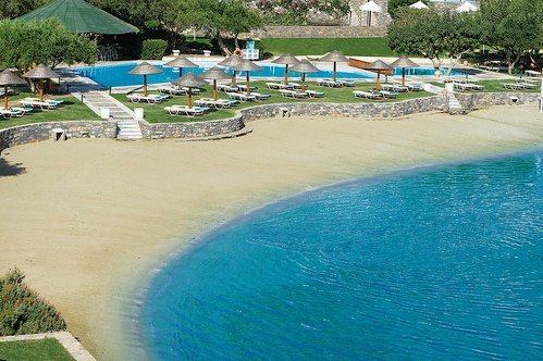 Пляжи Элунды являются одними из лучших на Крите