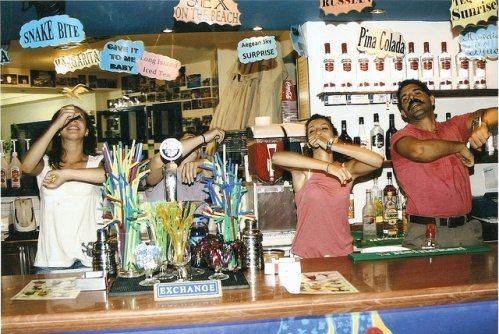 Малия на Крите богата на ночные заведения