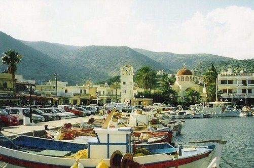 Элунда - элитный и современный курорт Крита