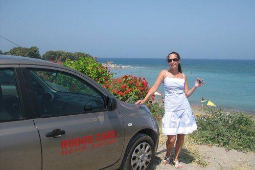Аренда авто на Родосе - простой способ узнать остров по-настоящему